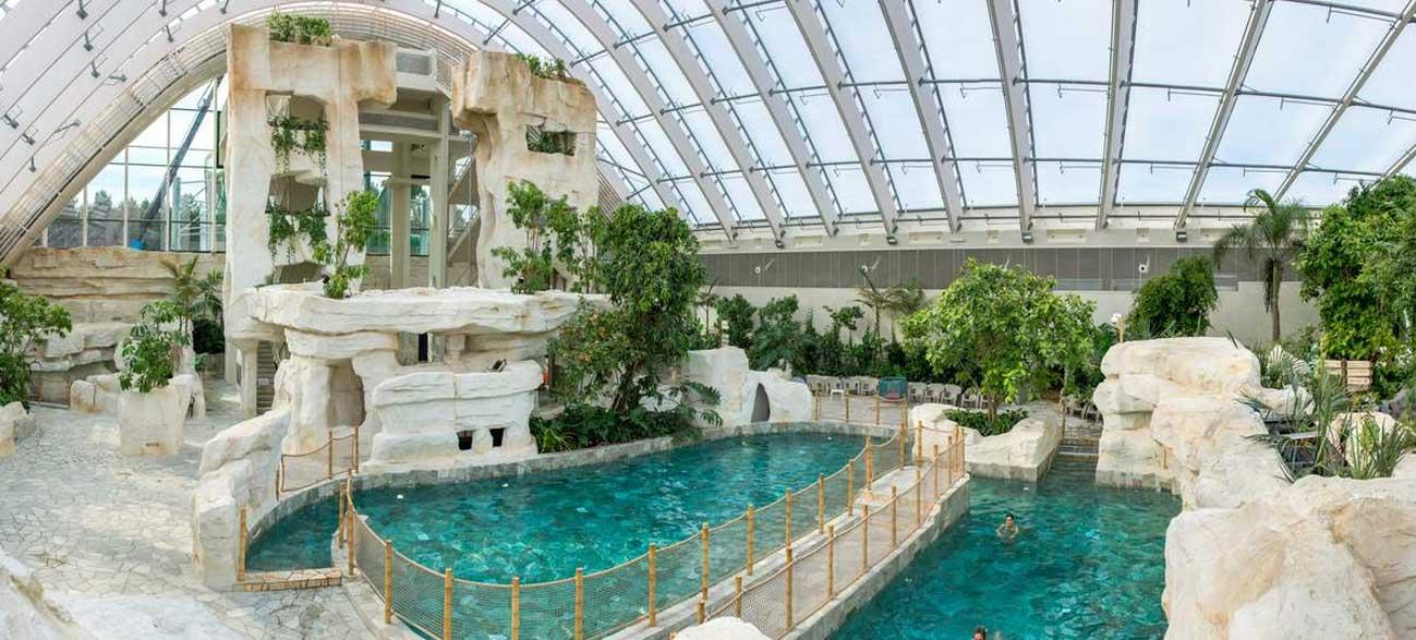 Aqua Mundo Center parcs Bois aux Daim