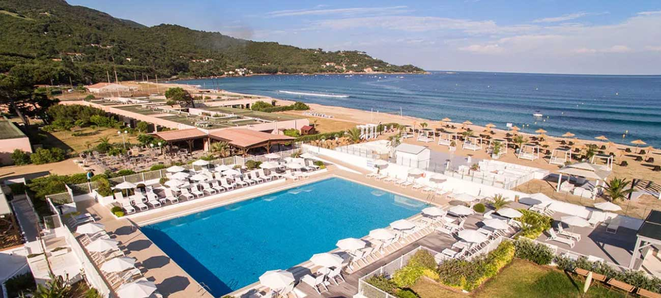 Club Marmara Grand Bleu France, Corse