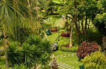 Jardins de Girassol à Madère