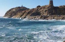 Île Rousse en Corse