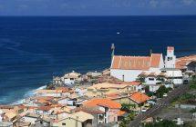 Village de Sao Vicente à MadèreVillage de Sao Vicente à Madère