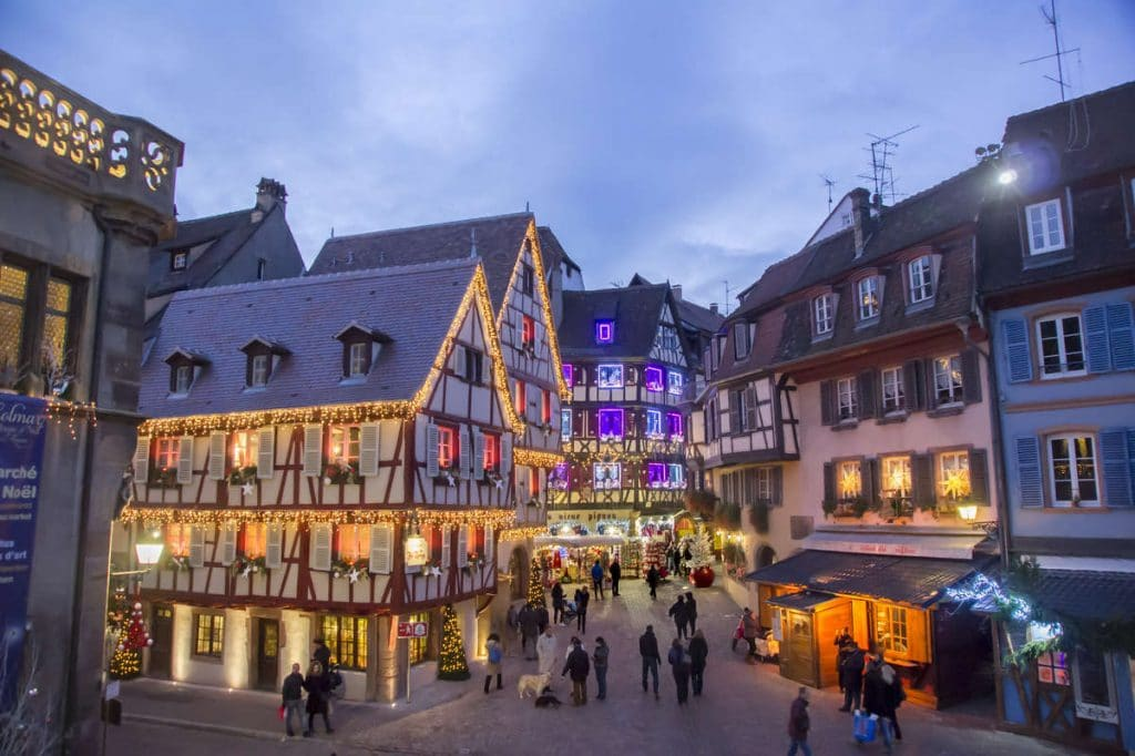 marché de Noël à Colmar ©OT-Colmar