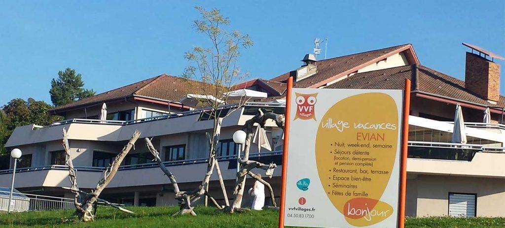 Village vacances VVF Evian