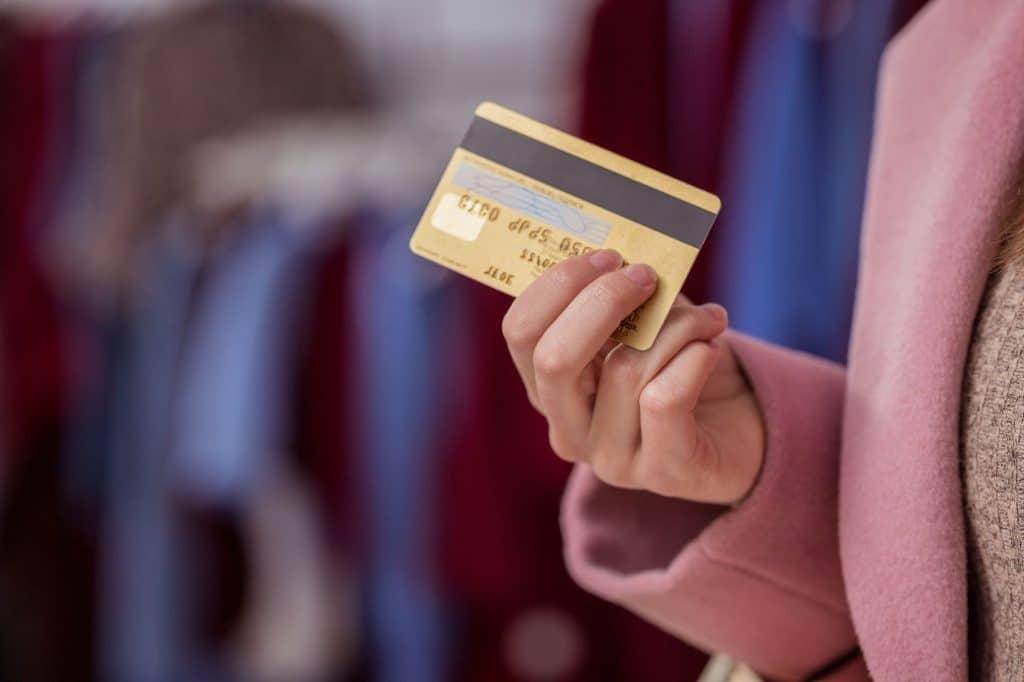 Carte de crédit gold