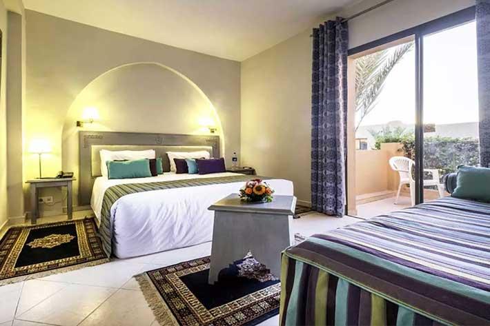 Chambre au Club Lookéa Dar Atlas à Marrakech au Maroc