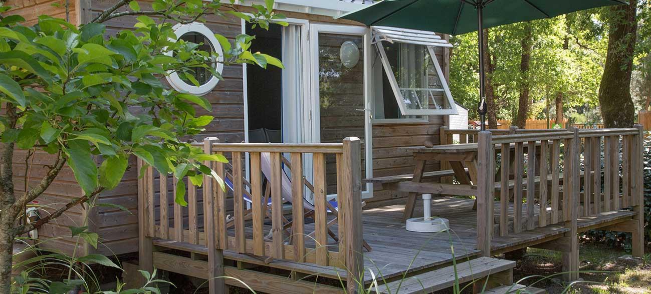 Mobile Home au CAMPING DES PINS Soulac-sur-Mer - Nouvelle Aquitaine