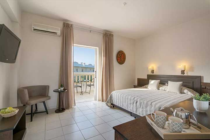 Chambre Club Marmara Golden Star en Crète