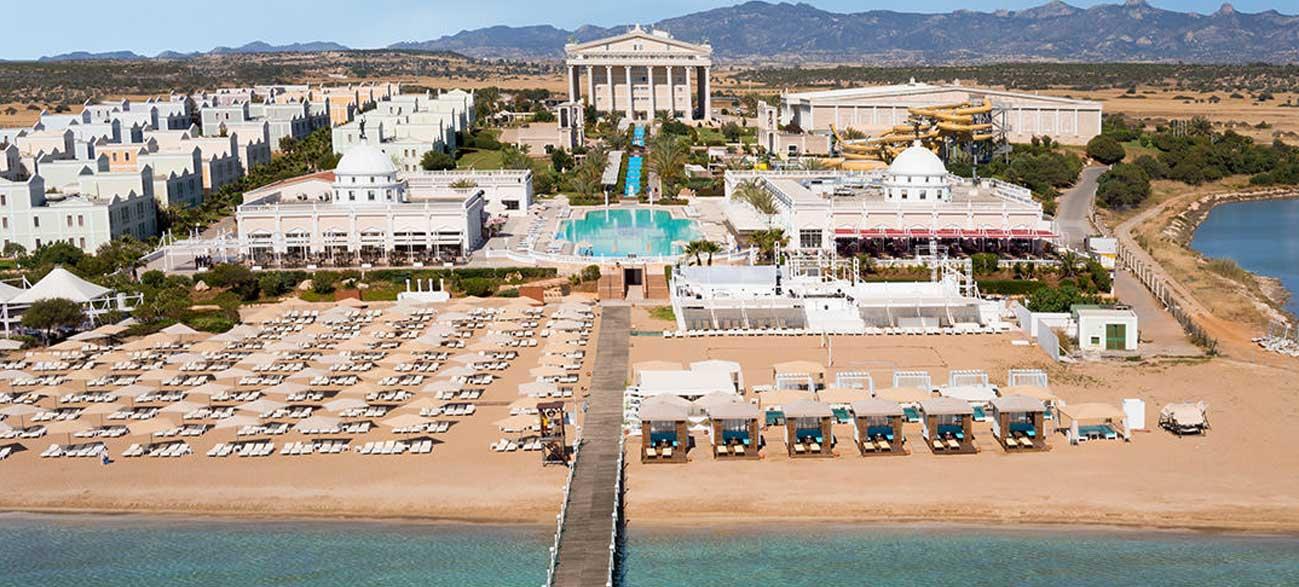 Hôtel Kaya Artemis 5* à Chypre