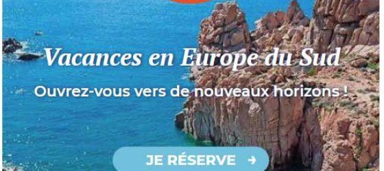 Promotions Odalys Vacances : jusqu'à -35% sur votre location en Europe du Sud
