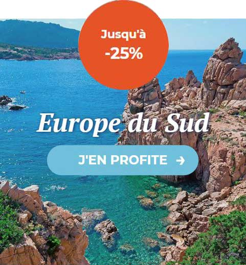 Promotions Odalys Vacances : jusqu'à -25% sur votre location en Europe du Sud