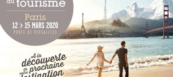 Salon Mondial du Tourisme Paris 2020