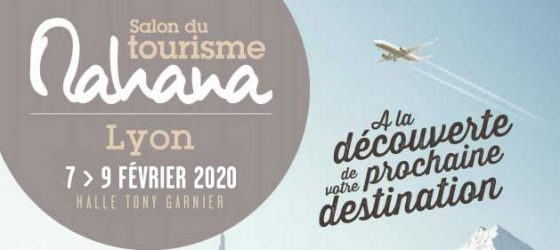 Salon du tourisme de Lyon Mahana 2020
