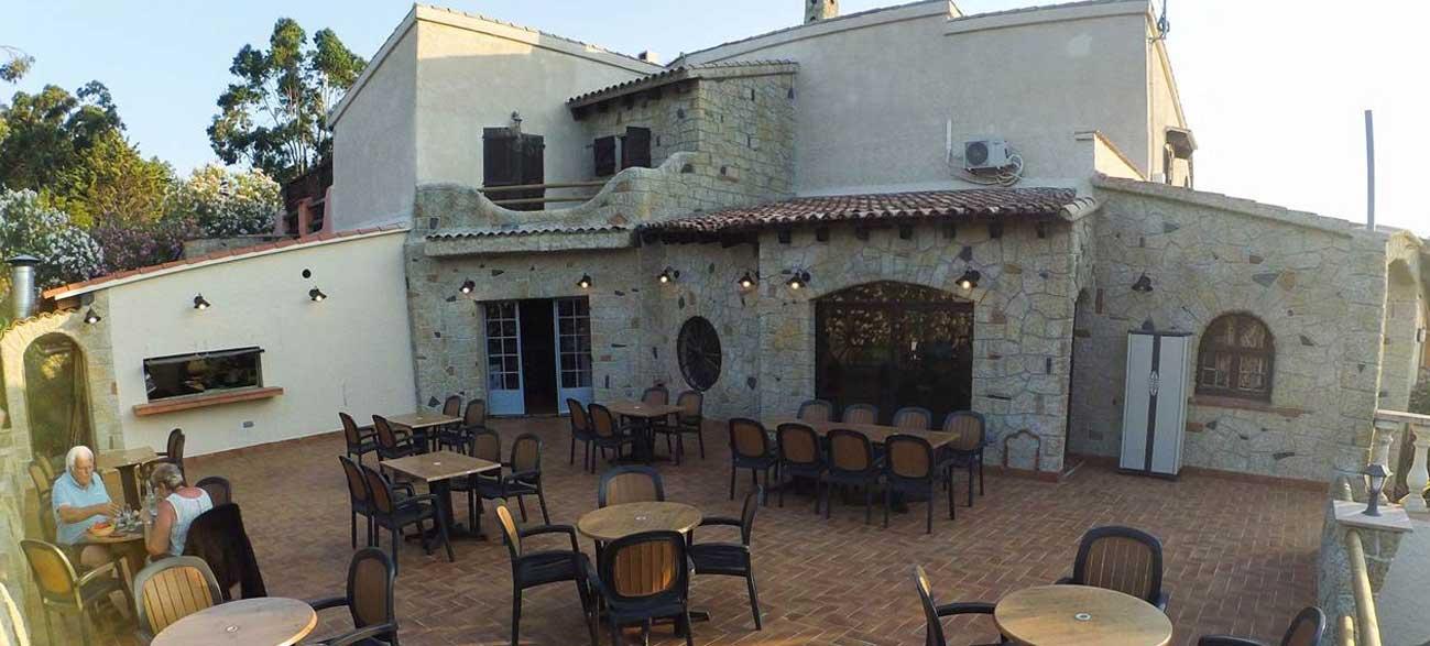 Restaurant Camping Tikiti à Propriano en Corse