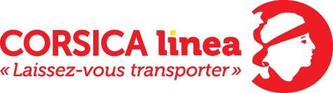 Logo compagnie de ferry Corsica Linéa