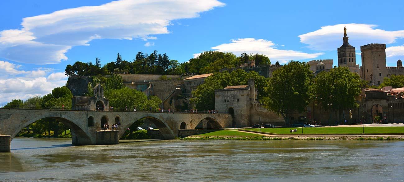Croisière sur le Rhône, Avignon - Stephane Pfleger