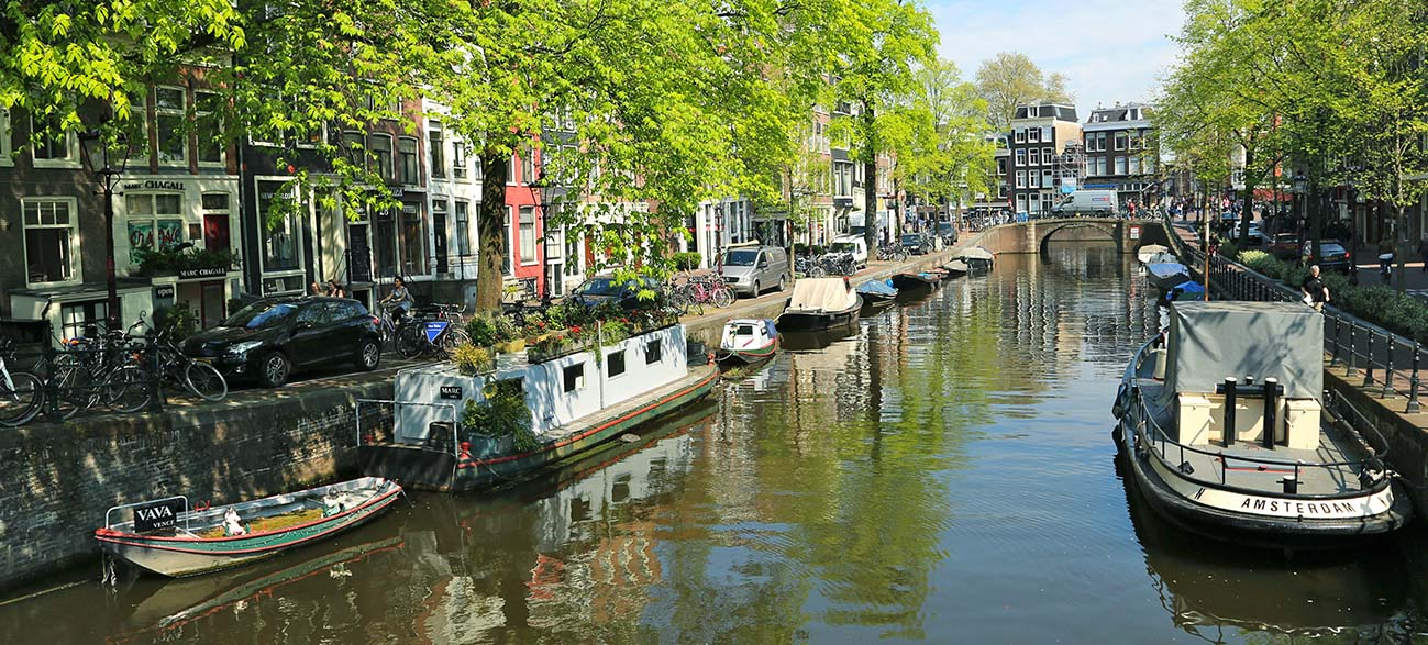 La Hollande authentique, Amsterdam, Canaux, CroisiEurope