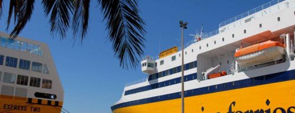 Mega express de Corsica ferries