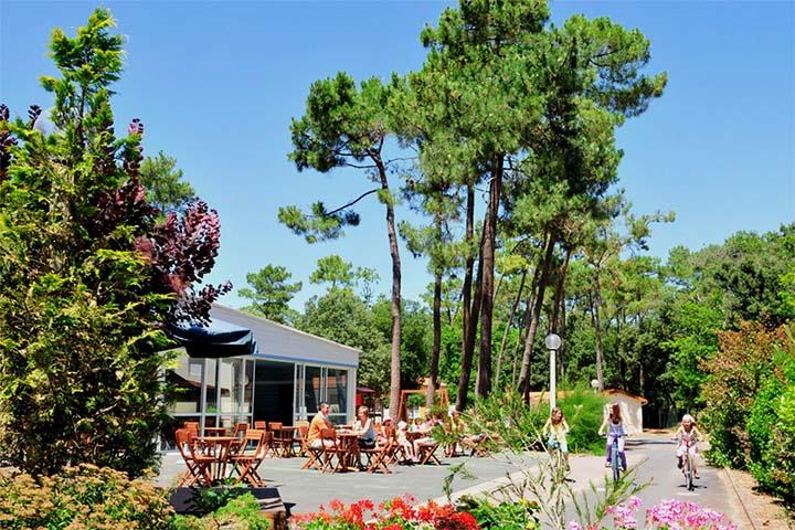 Village vacances à thème à Longeville-sur-Mer