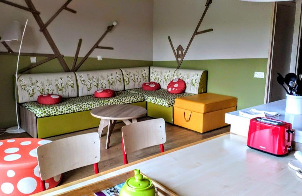 Cottage clan comfort