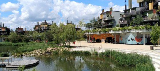 Promenade du lac Villages Nature