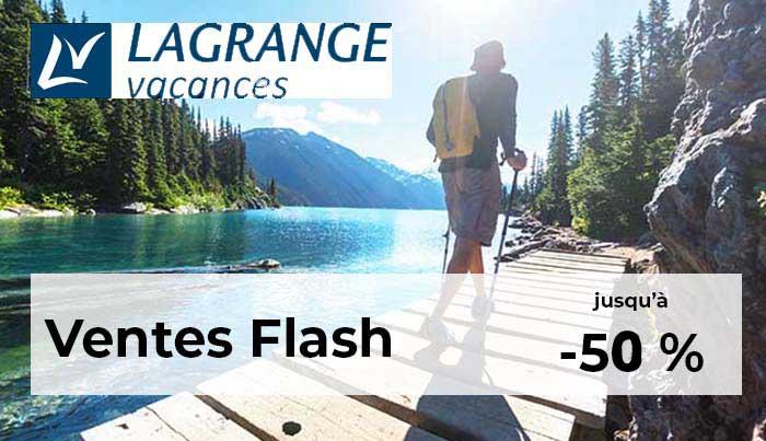Ventes Flash Lagrange vacances