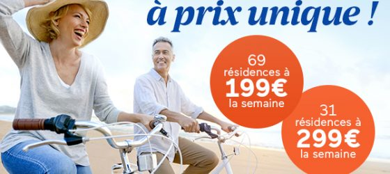 Promotions Odalys Vacances