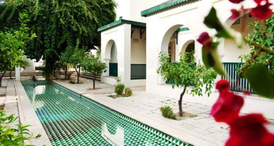 Jardins du Seabel Alhambra à El Port Kantaoui en Tunisie