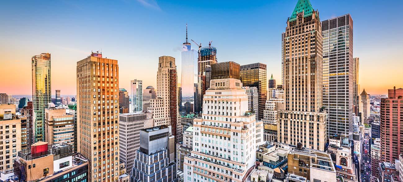 New York au USA