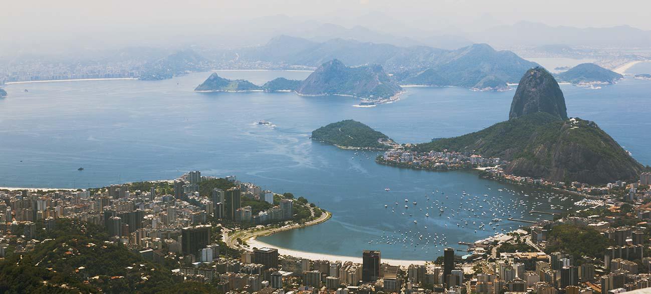 Rio de Janeiro au Bresil