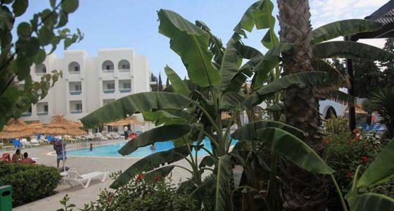 Hôtel Menara à Hammamet en Tunisie