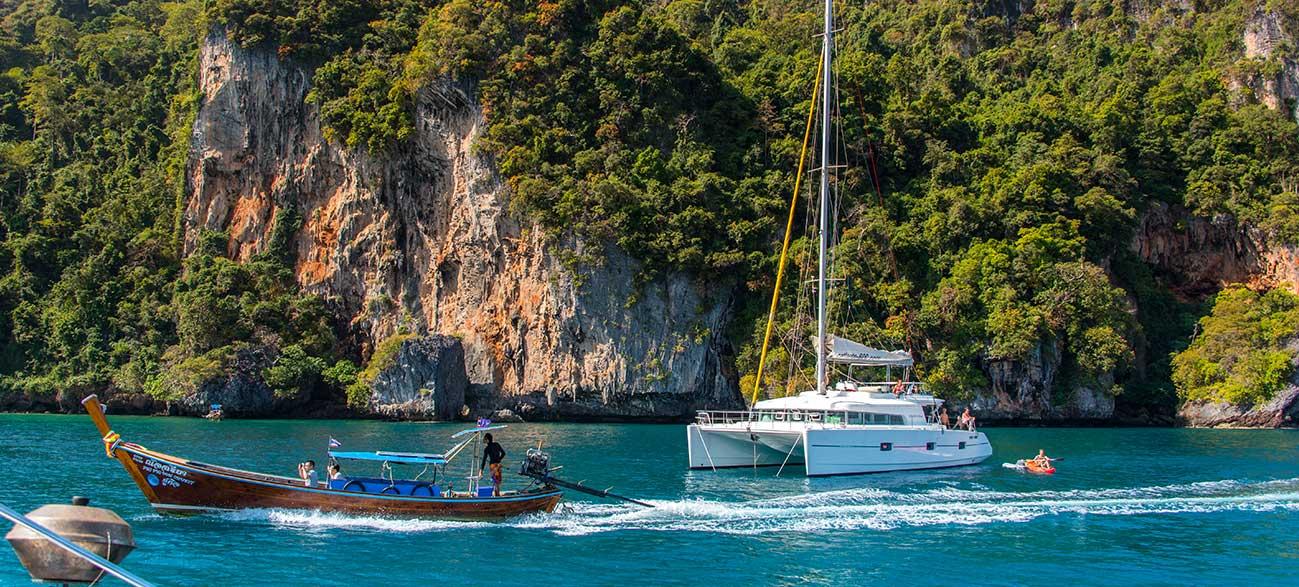 Baie de Phang Nga - Croisière Thaïlande