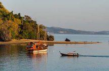 THAI BERT PAKBIA Croisière en Thaïlande