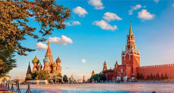 Place du Kremlin - Moscou - Croisière en Russie © Croisières d'exception