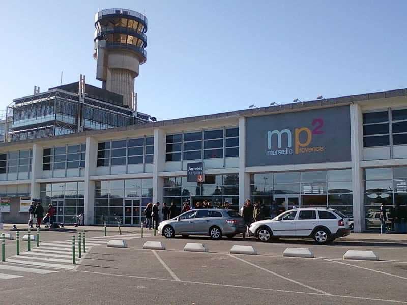 Terminal MP2 de l'aéroport de Marseille
