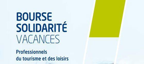 Bourse Solidarité Vacances - BSV