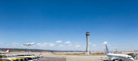 Tarmac aéroport français