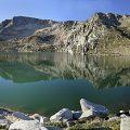 Lac de Bastani en Corse