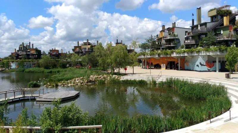 Village Nature Center Parcs Disneyland Paris