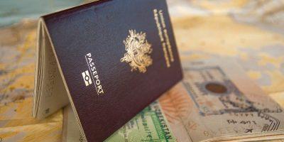 passeport biométrique français