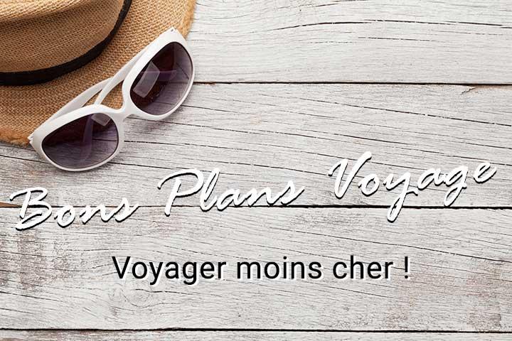 Bons plans voyage