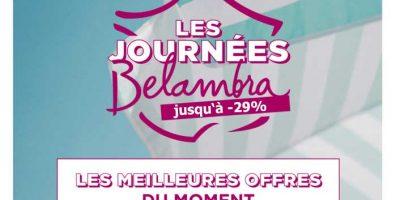 LES JOURNÉES BELAMBRA : OFFRE #3 : 7 JOURS AU PRIX DE 5 POUR VOS VACANCES D'ÉTÉ !