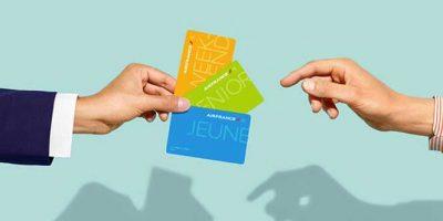 Carte senior Air France en promotion