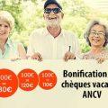 Bonification ANCV des chèques-vacances