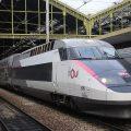 Train TGV prems inoui