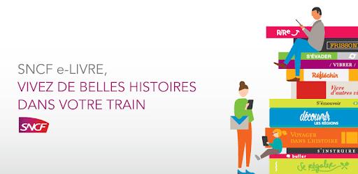 Bibliothèque digitale E-livre SNCF