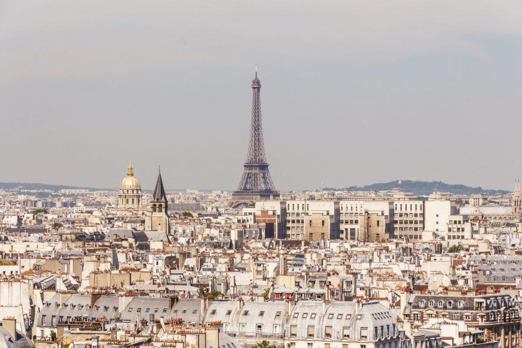 Sejour à Paris ANCV