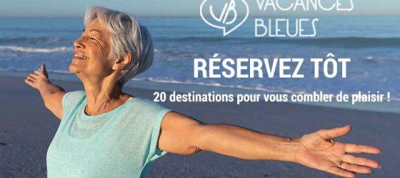 Première minute printemps Vacances Bleues