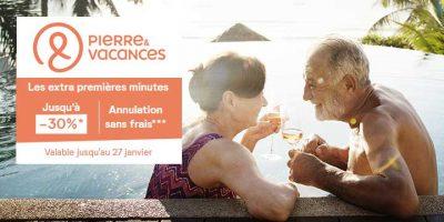 Réservez tôt : ouverture des ventes printemps été 2021 chez Pierre et Vacances