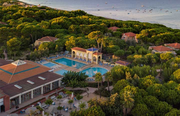 Club Belambra Presqu'île de Giens Riviera Beach Club