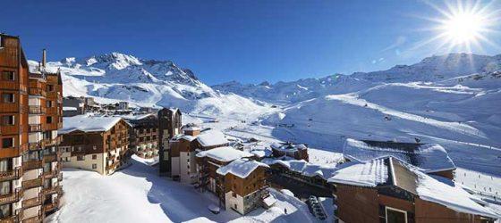 Séjour de vacances en Montagne l'hiver